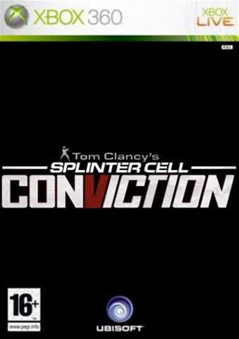Splinter Cell 5 Conviction [AT PEGI]