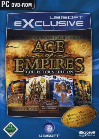 Exclusive: Age Of Empires - Collector's Edition