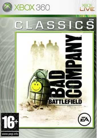 Battlefield Bad Company XB360 AT Classic