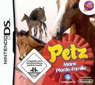 Petz: My Horse Family