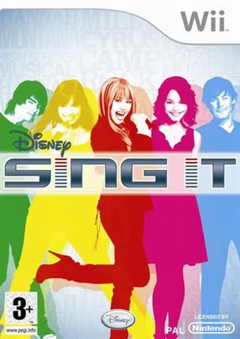Disney Sing it [German Version]