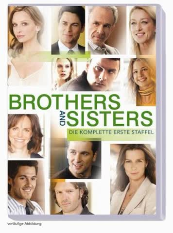 Brothers and Sisters - Staffel 1 - Teil 1 (3 DVDs)