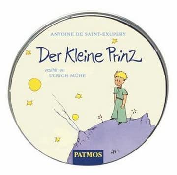 Der kleine Prinz. 2 CDs in Metallbox