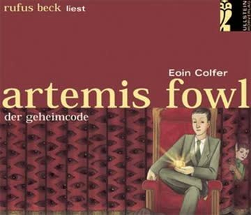 Artemis Fowl, Der Geheimcode, 5 Audio-CDs