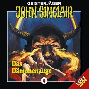 Geisterjäger John Sinclair 09 - Das Dämonenauge