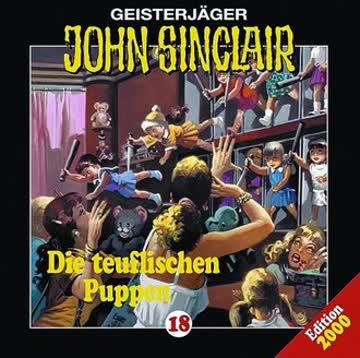 Geisterjäger John Sinclair 18 - Die teuflischen Puppen
