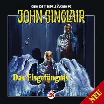 Geisterjäger John Sinclair 28 - Das Eisgefängnis