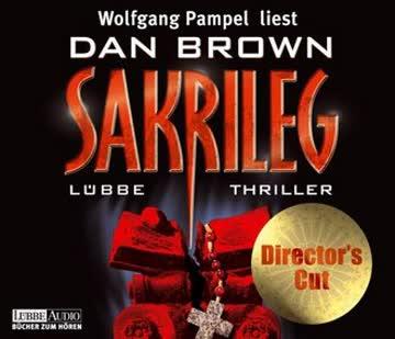 Sakrileg (Director's Cut): gekürzte Romanfassung