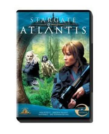 stargate atlantis season 2 5 dvds g nstig gebraucht kaufen bei. Black Bedroom Furniture Sets. Home Design Ideas
