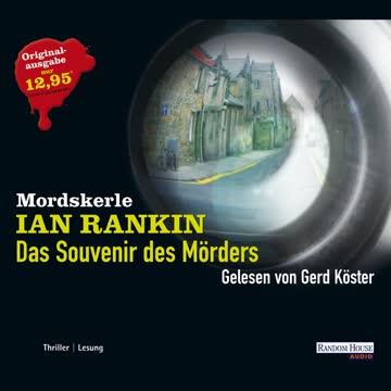 Das Souvenir des Mörders (Ein Inspector-Rebus-Roman)