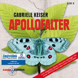 Apollofalter: Der erste Fall für Franca Mazzari (1 MP3 CD)
