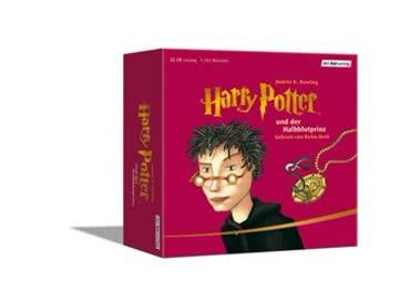 Harry Potter und der Halbblutprinz: Vollständige Lesung