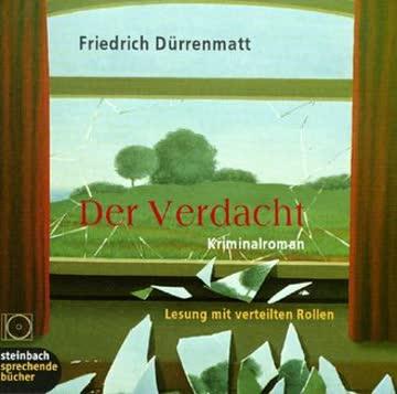 Der Verdacht. 4 CDs. . Kriminalroman in 5 Folgen. Lesung mit verteilten Rollen (Steinbach sprechende Bücher)