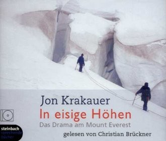 In eisige Höhen. Das Drama am Mount Everest. 9 CDs