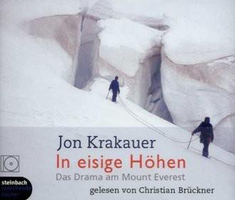 In eisige Höhen. Das Drama am Mount Everest. 9 CDs