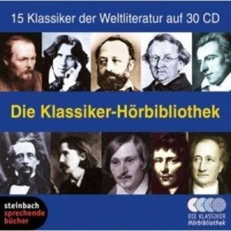 Die Klassiker-Hörbibliothek. 15 ausgewählte Werke der Weltliteratur.