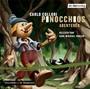 Pinocchios Abenteuer. 2 CDs