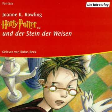 Harry Potter 1 und der Stein der Weisen.
