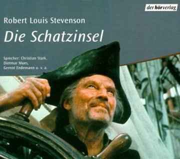 Die Schatzinsel. 2 CDs.