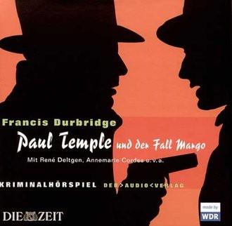 Paul Temple und der Fall Margo. 4 CDs