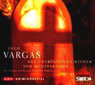 Der untröstliche Witwer von Montparnasse. CD.