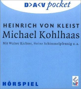 Michael Kohlhaas. CD.