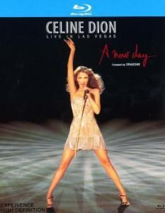 Céline Dion - A New Day - Live in Las Vegas  (Blu-ray)