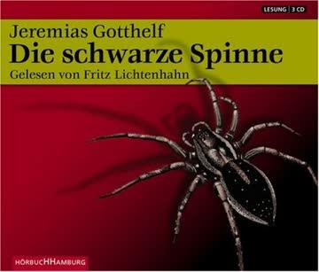 Die schwarze Spinne. Sonderausgabe