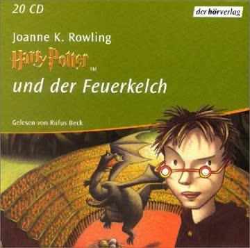 Harry Potter. Der Feuerkelch. 20 CDs.