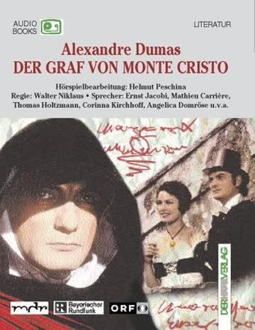 Der Graf von Monte Christo. Audiobook. 3 CDs. (Literatur)