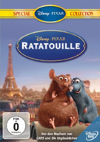 Ratatouille (Special Collection)