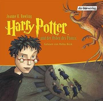 Harry Potter und der Orden des Phönix, 27 Audio-CDs (Tl. 5). Sonderausgabe.