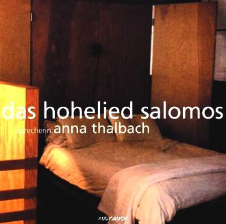Das Hohelied Salomos. CD.