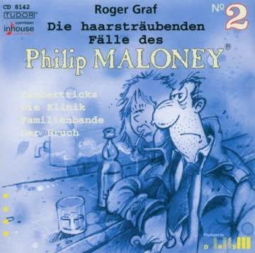 Die haarsträubenden Fälle des Philip Maloney (2)