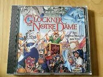 Der Glöckner von Notre Dame (1996) - Original Hörspiel zum Film