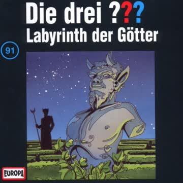 Die drei ???, Folge 091 - Labyrinth der Götter