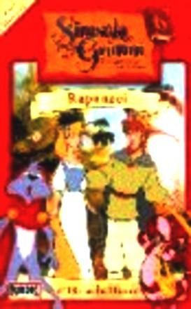 Simsalagrimm 6 - Rapunzel & Die sechs Diener [Musikkassette] [Musikkassette]
