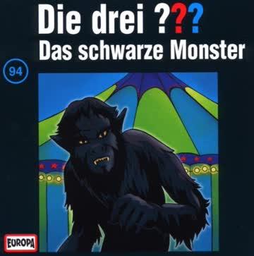Die drei ??? das schwarze Monster /Folge 094