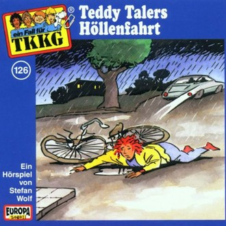 Ein Fall für TKKG, Folge 126 - Teddy Talers Höllenfahrt