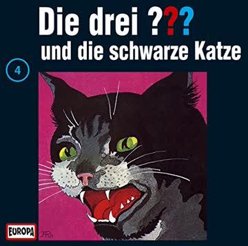 Die drei ???, Folge 004 - Die drei ??? und die schwarze Katze