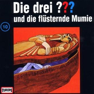Die drei ??? - und die flüsternde Mumie (10)