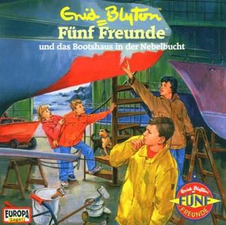 Fünf Freunde -  und das Bootshaus in der Nebelbucht / Folge 45