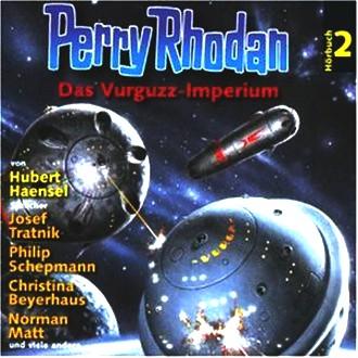 Perry Rhodan - Das Vurguzz-Imperium