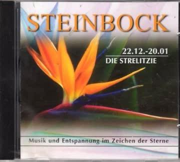 Der Steinbock / die Strelitzie