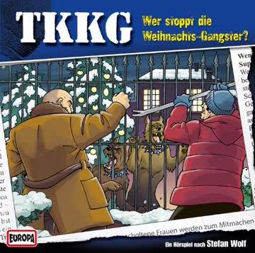 TKKG - Folge 134: Wer stoppt die Weihnachts-Gangster?