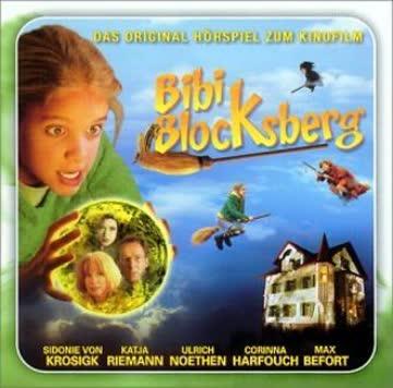 Bibi Blocksberg. Hörspiel zum Kinofilm. CD.