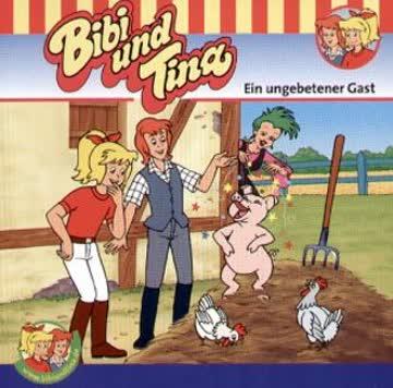 Bibi und Tina - Folge 48: Ein ungebetener Gast