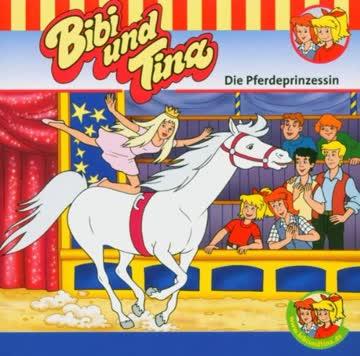Bibi & Tina, Folge 049 - Die Pferdeprinzessin