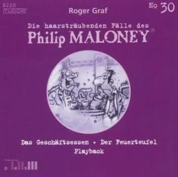 Die haarsträubenden Fälle des Philip Maloney (30)