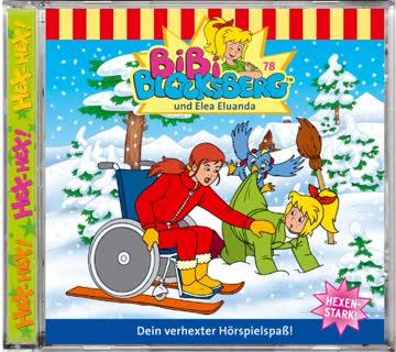 Bibi Blocksberg und Elea Eluanda
